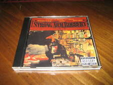 Mitchy Slick DAMU TINY DOO - Strong Arm Robbery Volume 2 Rap CD - Don Diego