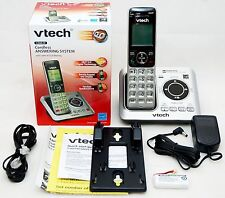 NEW VTech CS6629 Expandable Cordless Home Phone Digital Answering System DECT 6