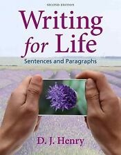Writing for Life: Sentences and Paragraphs (2nd Edition)