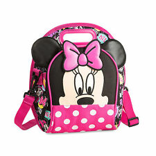 Disney Store Minnie Mouse Lunch Tote Bag