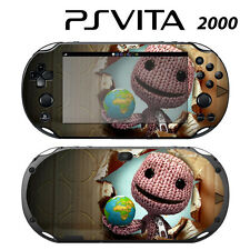 Vinyl Decal Skin Sticker for Sony PS Vita Slim 2000 Litte Big Planet
