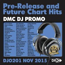 DMC DJ Only 201 Promo Chart Music Disc for DJ's - Double CD Inc Hello By Adele
