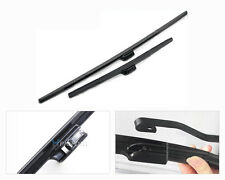 "26""+17"" for Honda CRV 2007-2012 Frameless Rain Window Windshield Wiper Blade"