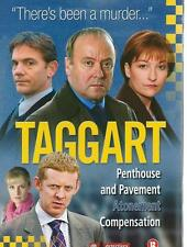 3 DVD box TAGGART - PENTHOUSE / ATONEMENT / COMPENSATION  ENGL / NL R2