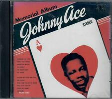 Johnny Ace Memorial Album CD