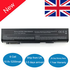 Laptop Battery for TOSHIBA PA3788U-1BRS Satellite Pro S500 S750 Tecra A11 M11 UK