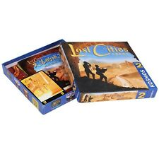 LOST CITIES Strategy Board Game Card For Kids Family Party Work Office Crew New