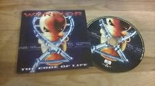 CD Metal Warrior - The Code Of Life (12 Song) Promo NUCLEAR BLAST cb