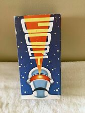 Gort Metal Robot Figure By Rocket USA 2002 Mint in Box never removed!!!