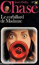 Le corbillard de Madame // James Hadley CHASE // Carré Noir // Policier