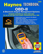 OBD-ll Electronic Engine Repair Haynes Manual NEW Owners Book Shop Service