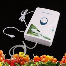 220V Ozone Generator Ozonator 600mg/h Air Food Vegetables Sterilizer Purifier