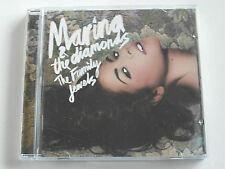 Marina & The Diamonds - The Family Jewels (CD Album) Used Very Good