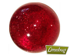 Red Glitter Ball Gearstick Premium Shift Gear Knob VW Beach Buggy T1 Beetle T2