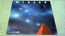 ANDY QUIN MIRAGE DE WOLFE LIBRARY LP 1984 FAIRLIGHT SYNTHESIZER ACTION SPORT