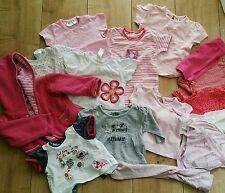 0-3 3-6 months girl jacket winter bundle mamas and papas h&m pyjamas