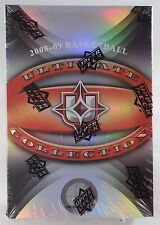 2008-09 UD Ultimate Collection Basketball Sealed Hobby Box - 1 Pack Per Box