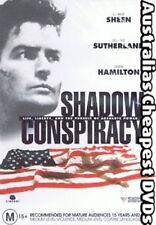 Shadow Conspiracy DVD NEW, FREE POSTAGE WITHIN AUSTRALIA REGION 4
