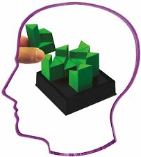On The Level Brain Teaser 3D Jigsaw Puzzle Game Challege Mind Stimulate Hard
