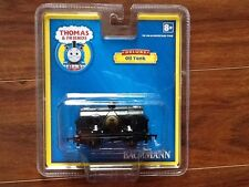 BACHMANN 1/87 HO THOMAS AND FRIENDS DELUXE OIL TANK CAR   # 77038 FACTORY SEALED