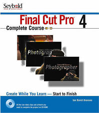 Final Cut Pro 4 Complete Course, Aronson, Ian David