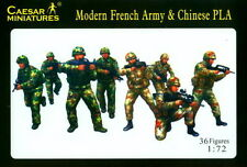 Caesar Miniatures 1/72 059 Modern French Army & China PLA