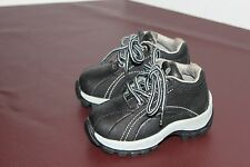 PERRY ELLIS AMERICA BLACK INFANT BOOTS SIZE 5