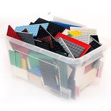 30x Lego Platten Bauplatten Konvolut verschiedene Farben und Größen kg Plates