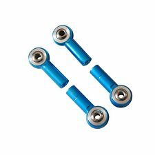 4pcs Aluminum M3 Link Rod End Ball Joint for 1/10 RC Car Crawler