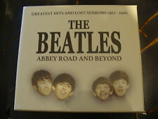 CD Box Set: The Beatles : Abbey Road And Beyond : 6 CDs  Sealed