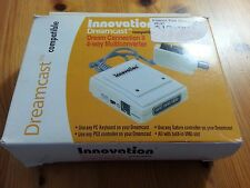 Dreamcast Controller Adapter Innovation Dream Connection II 4-Way Multiconverter