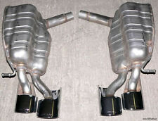Mercedes-Benz AMG exhaust system exhaust for CL500 W216 CL63 AMG