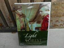Walt Disney THE LIGHT IN THE FOREST - 1958, DVD – Parker/MacArthur – FREE SHIP
