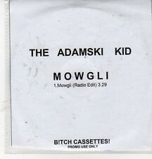 (CZ100) The Adamski Kid, Mowgli - 2012 DJ CD