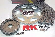 2004-2005 Honda CBR1000RR RK GXW 520 Chain and Sprocket Kit