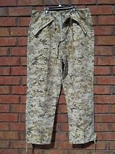 TRUE-SPEC - H2O Proof  Goretex Trousers  - L/R - Digital Desert Camo - UN-USED !