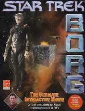 (PC) - STAR TREK - BORG the ultimate interactive Movie