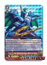 Cardfight Vanguard  x 1 Blue Flight Marshal Dragon, Mythril-core Dragon - G-FC02