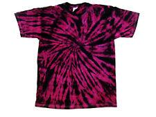 Tie Dye T-Shirt, Unisex Multi-color, 100% Cotton