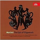 Prague SO : Martinu - The Epic of Gilgamesh CD (2007)
