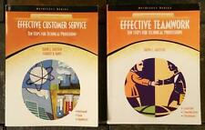 Effective Teamwork & Customer Service 10 Steps For Technical Professions Goetsch
