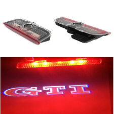 GTI Led Light Door Projector Logo For VW GOLF  5 6 7  MK5 MK6 MK7 2010-2016