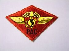 USMC PACIFIC AIR WING HEADQUARTERS PATCH CURRENT MANUFACTURER:K6