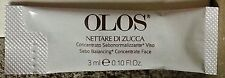 OLOS NEW' NECTAR OF PUMPKIN A SERUM CONCENTRATE SEBUM REGULATING FACE from 3ml