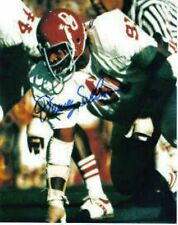 DEWEY SELMON SIGNED OKLAHOMA SOONERS 8X10 PHOTO