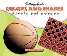 Colors and Shapes / Colores y Formas (Talking Hands) (English and Span-ExLibrary