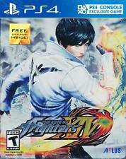 The King of Fighters XIV (Launch Steelbook Edition) KOF 14 PS4 Game Brand New