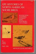 Life Histories of North American Shore Birds by Arthur Cleveland Bent - Part One