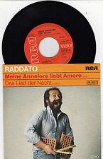 Raddato  - Meine Annelore liebt Amore