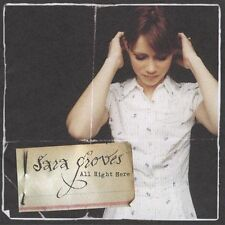 All Right Here by Sara Groves (CD, Jan-2004, INO Records)